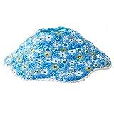 UKCOCO Collari protettivi, collare per cani e gatti,Tipo di petalo 23-26 cm (blu)