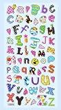 Design Sticker Buchstaben für Mädchen & Jungen Schultüte