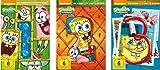 Spongebob Schwammkopf Season/Staffel 1-3 im Set - Deutsche Originalware [9DVDs] hier kaufen