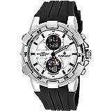 Reloj Radiant hombre Powertime White Black RA458603 [AB9308] - Modelo: RA458603