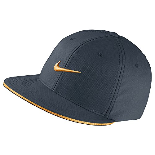 Cap Nike Golf TRUE Statement Golf 2017 Armer ¨ ªa Marineblau/L ¨ ¢ sein Orange M/L (Golf Id Nike)
