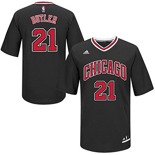 adidas Chicago Bulls Jimmy Butler schwarz Alternate Youth Replica Jersey, schwarz -