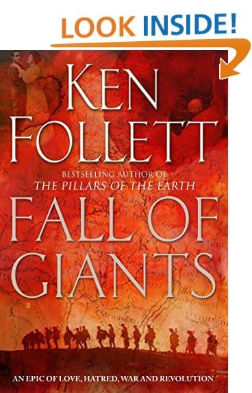 books order follett ken amazon