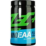 ZEC+ AMINO EAA Formula Plus | essentielle Aminosäuren für den Muskel- und Gewebeaufbau | 8 EAAs in Reinform | schnelle Aufnahme im Körper | 500g Geschmack MELONE