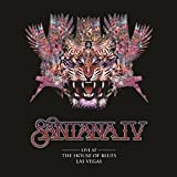 : Santana IV - Live At The House of Blues Las Vegas (+ 3 LPs) [4 DVDs] (Vinyl)