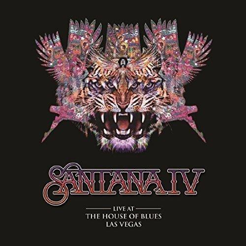 Santana IV - Live At The House of Blues Las Vegas (+...