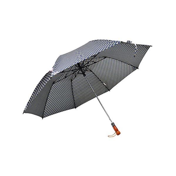 Murano Lexus 2-Fold Unique Designs Rain & Sun Protection Umbrella