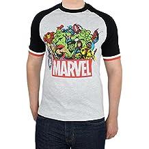 Marvel Avengers - Camiseta para hombre The Avengers