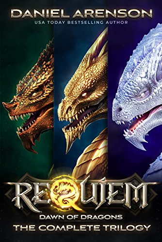 Requiem: Dawn of Dragons (The Complete Trilogy) (English Edition)