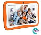 Teckniser - 1454 - Tablette Tactile - Tekniser Kid Tab Premium V2 - Orange
