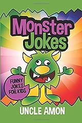Monster Jokes: Funny Monster Jokes for Kids Paperback