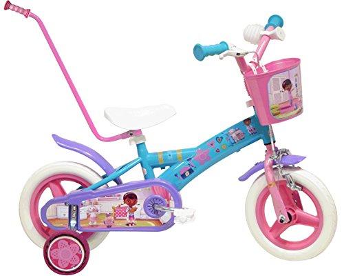 """Bicicletta ufficiale 10"""" Disney """"Doc McStuffins"""""""
