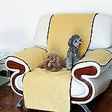 PinShang Housse de canapé antidérapante Anti-Rayures pour Animal Domestique Protection de Meubles pour Petit Chat et Chiot