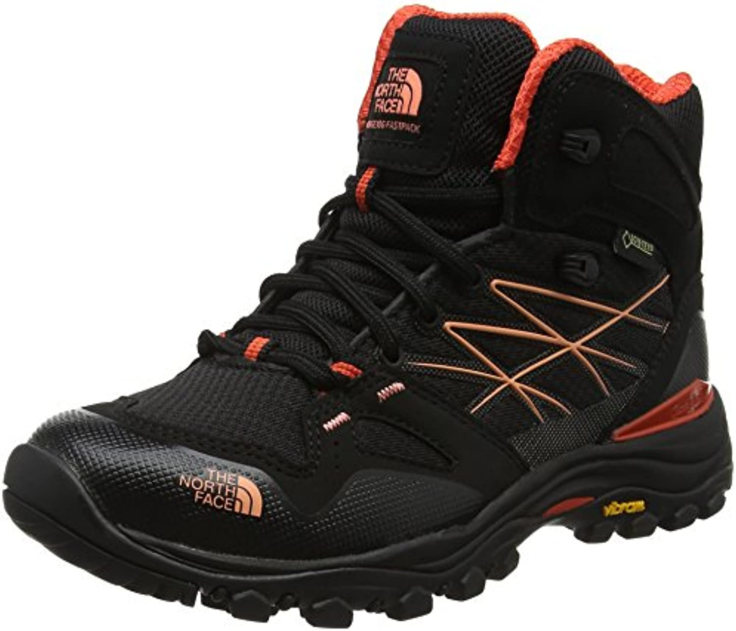 THE NORTH FACE Fastpack, Hedgehog Fastpack, FACE Chaussures de Ran ée Basses FemmeB078K5BLW6Parent af92c3
