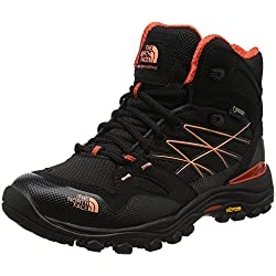 the north face women's hedgehog fastpack mid gtx high rise hiking boots - 51SNg1rwpdL - THE NORTH FACE Women's Hedgehog Fastpack Mid GTX High Rise Hiking Boots