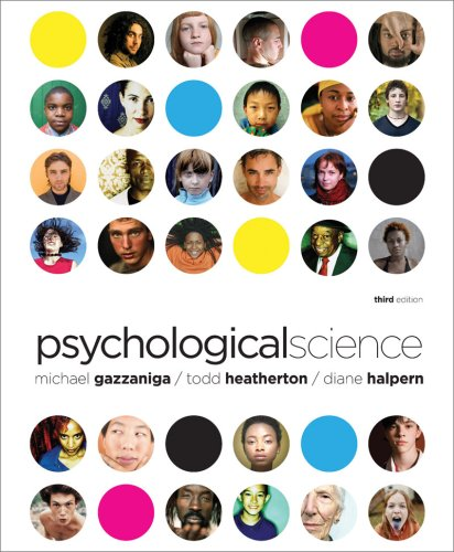 Psychological Science 3e