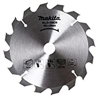 Makita D-03333 165 x 20 mm 24-Teeth Circular Saw Blade
