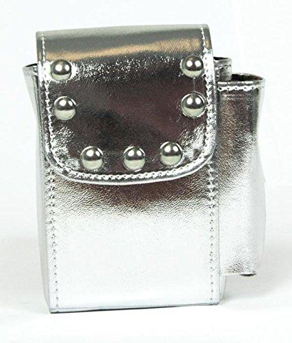 2x-sigarette-box-in-similpelle-con-scomparto-per-accendino-nero-2x-silber-metallic