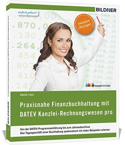 Preisvergleich Produktbild DATEV Kanzlei Rechnungswesen pro / Mittelstand pro: Das komplette Lernbuch für Einsteiger: Von der Einführung bis zum Jahresabschluss