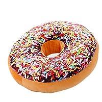 Donut Cushion Pillow - Colorful World Design