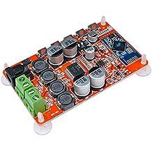 diymore TDA7492P - Amplificador de Doble Canal, 50 W + 50 W, inalámbrico,