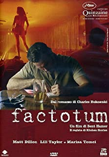 Factotum by matt dillon