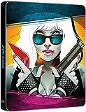 Atomic Blonde Steelbook 4K Ultra HD + Bluray UK Limited Edition Steelbook Region Free