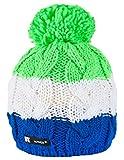 Unisex Winter Cappello invernale di lana Berretto Beanie hat Pera Jersey Sci Snowboard di moda (Skippy 99)