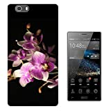 003373 - Purple orchid Design Elephone M2 Fashion Trend