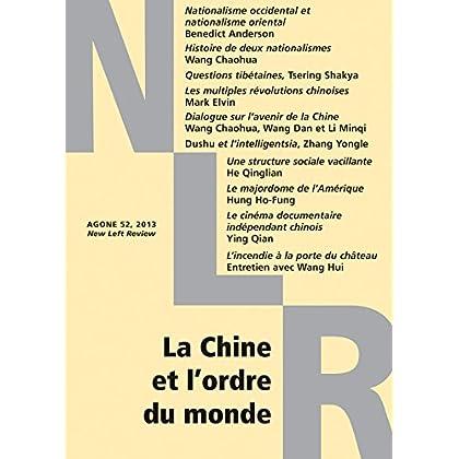 La Chine et l'ordre du monde: « La Chine et l'ordre du monde » (Revue Agone)