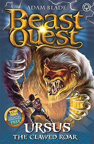 49: Ursus the Clawed Roar (Beast Quest)