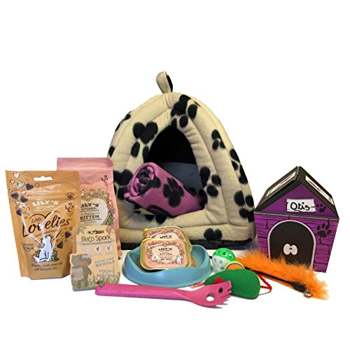 Kitten HouseTreat Gift Hamper - Pink