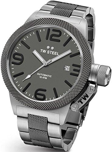 Orologio da polso unisex TW Steel–Canteen Bracelet 50mm-CB206