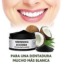 Carbon Activado Dientes | Blanqueamiento Dental – Blanqueador Dental Profesional | Teeth Whitening Para Dientes Blancos | Polvo De Carbon Activo De Coco Completamente Natural