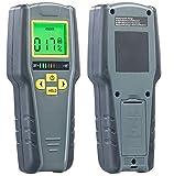 AGT Feuchtemessgerät: Digitaler 4in1-Feuchtigkeits-Detektor mit Nicht-invasiver Messung, LCD (Feuchtigkeit Messer)