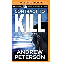Contract to Kill (Nathan McBride) by Andrew Peterson (2015-09-22)