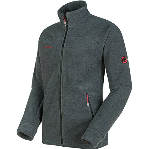 Mammut Herren Innominata Advanced ml Fleecejacke, Black Mélange, L