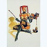 meynet–Unterbrust Tights N °/S 149ex–21x 30cm Kunstdruck/Poster