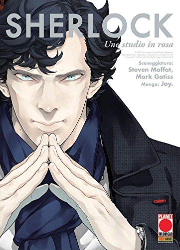 Sherlock 1 Uno Studio In Rosa