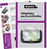 TomTom Rider 450 Schutzfolie - 3x dipos Displayschutzfolie Folie klar