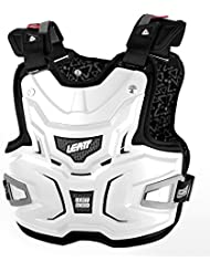 Leatt-Brace Protecciones Peto Adventure Lite Blanco Uni