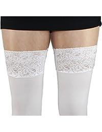 5ae0bc95a3dfe Suchergebnis auf Amazon.de für: weisse dame - Synthetisch / Socken ...