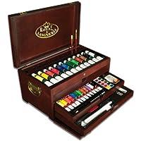 Royal & Langnickel RSET-ART8000 - Set de artista premier en arcón de pintura