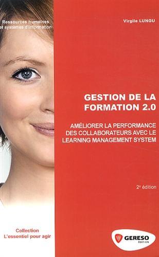 Gestion de la formation 2.0 : Améliorer la performance avec le learning management system