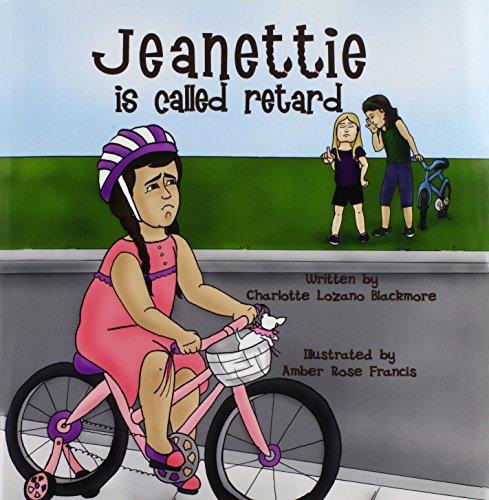 Jeanettie Is Called Retard