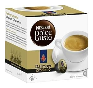 Nescafé Dolce Gusto Dallmayr prodomo, 3er Pack (16 Kapseln)