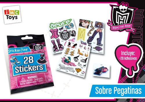 Monster High 3230611 Sticker für StickerZine Monster High Sticker