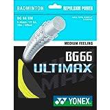 Yonex BG-66 Ultimax Saiten für Badmintonschläger
