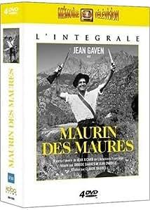 Coffret intégrale Maurin des Maures