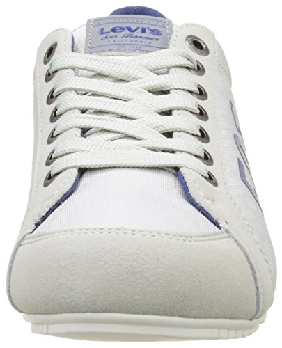 Levi's Morris 501, Baskets Basses Homme Gris (Light Grey)